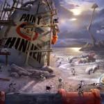 Epic Mickey: Beach Attack