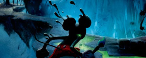 Epic Mickey Teaser