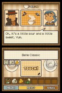 Prof. Layton: Das Teeset