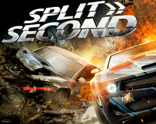 SPLIT/SECOND (Quelle: http://disneyinteractivestudios.com)