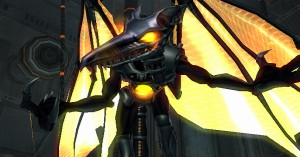 Metroid Prime 1: Ridley, altes Haus! (Quelle: http://www.gamespress.com)