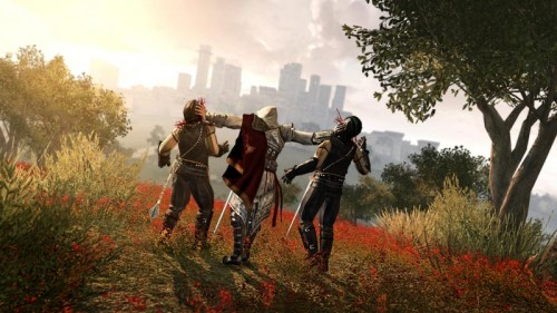 Assassin's Creed II: Double Assassination