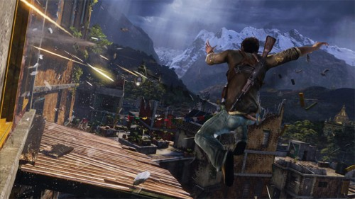 Uncharted 2 - Übern den Dächern von Borneo (Quelle: http://www.unchartedthegame.com/U2AT/)