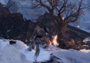 Uncharted 2 - Zugunglück (Quelle: www.gamespress.com)