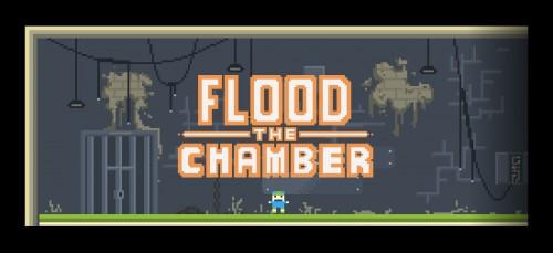 Floof the Chamber Titelscreen