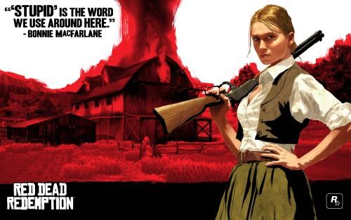 Red Dead Redemption: Bonnie MacFarlane (Rockstar Games)