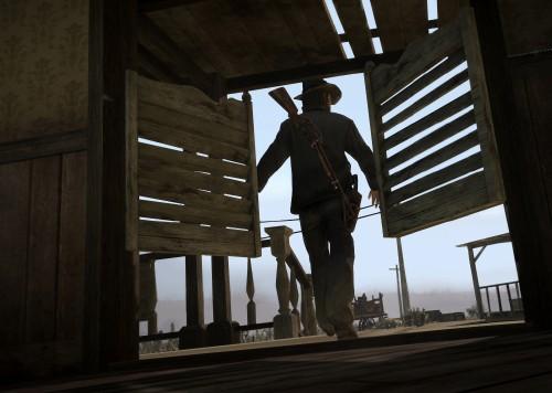 Red Dead Redemption: John Marston (Rockstar Games)
