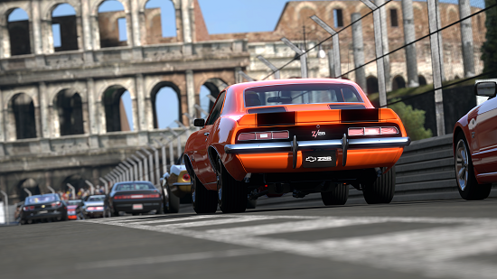 Gran Turismo 5: Screenshot