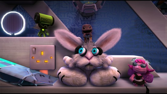 Little Big Planet 2: Als Sackding das rosa Kaninchen stahl