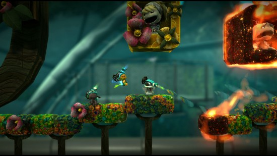 Little Big Planet 2: Link? Bist du es?