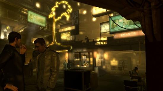 Deus Ex: Human Revolution Shanghai