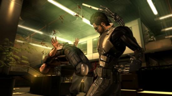 Deus Ex: Human Revolution Takedown 2