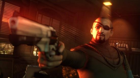 Deus Ex: Human Revolution Zeke