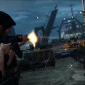 Uncharted 3: Ballerei an den Docks