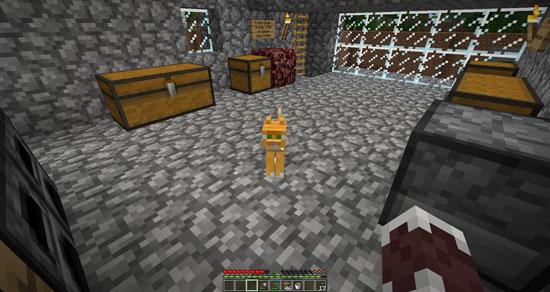 Einsamkeit Minecraft Zockwork Orange - Minecraft spiele schieben