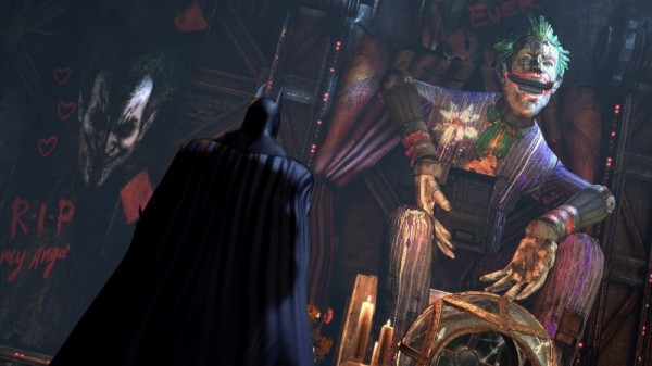 ZwOflash 18 Batman Arkham City