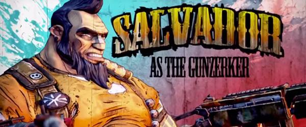 Salvadore the Gunzerker