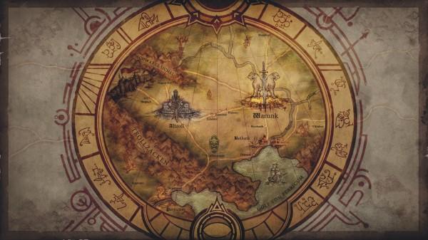 ZwO Demonicon Preview Welt