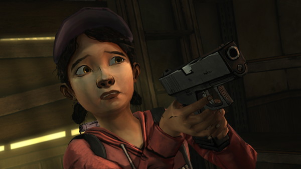 The Walking Dead: Clementine