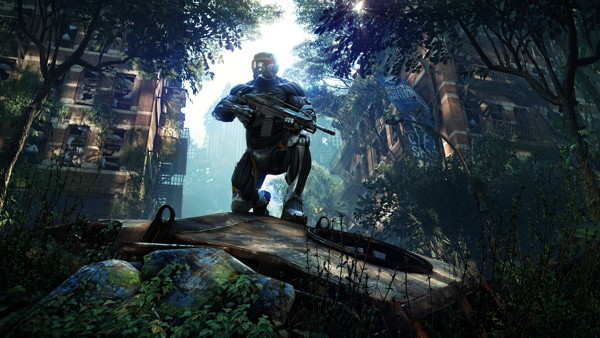 Prophet - CRYSIS 3 - Screenshot von Electronic Arts Inc.