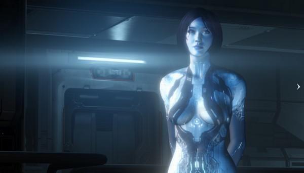 Cortana (Halo 4)