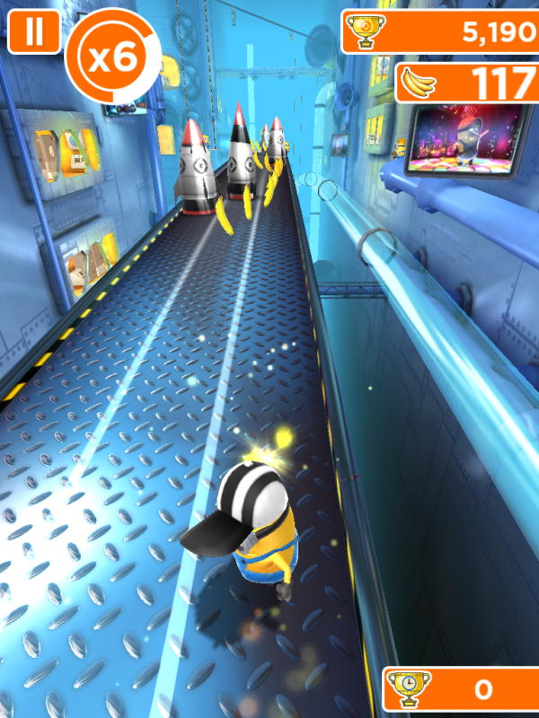 Minion Rush: BANANA!!!