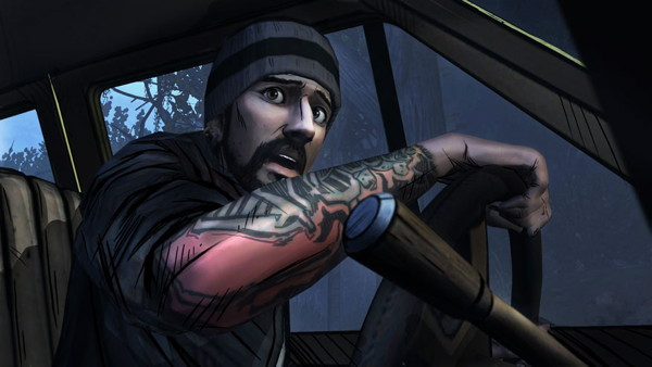 The Walking Dead: 400 Days (telltale games)