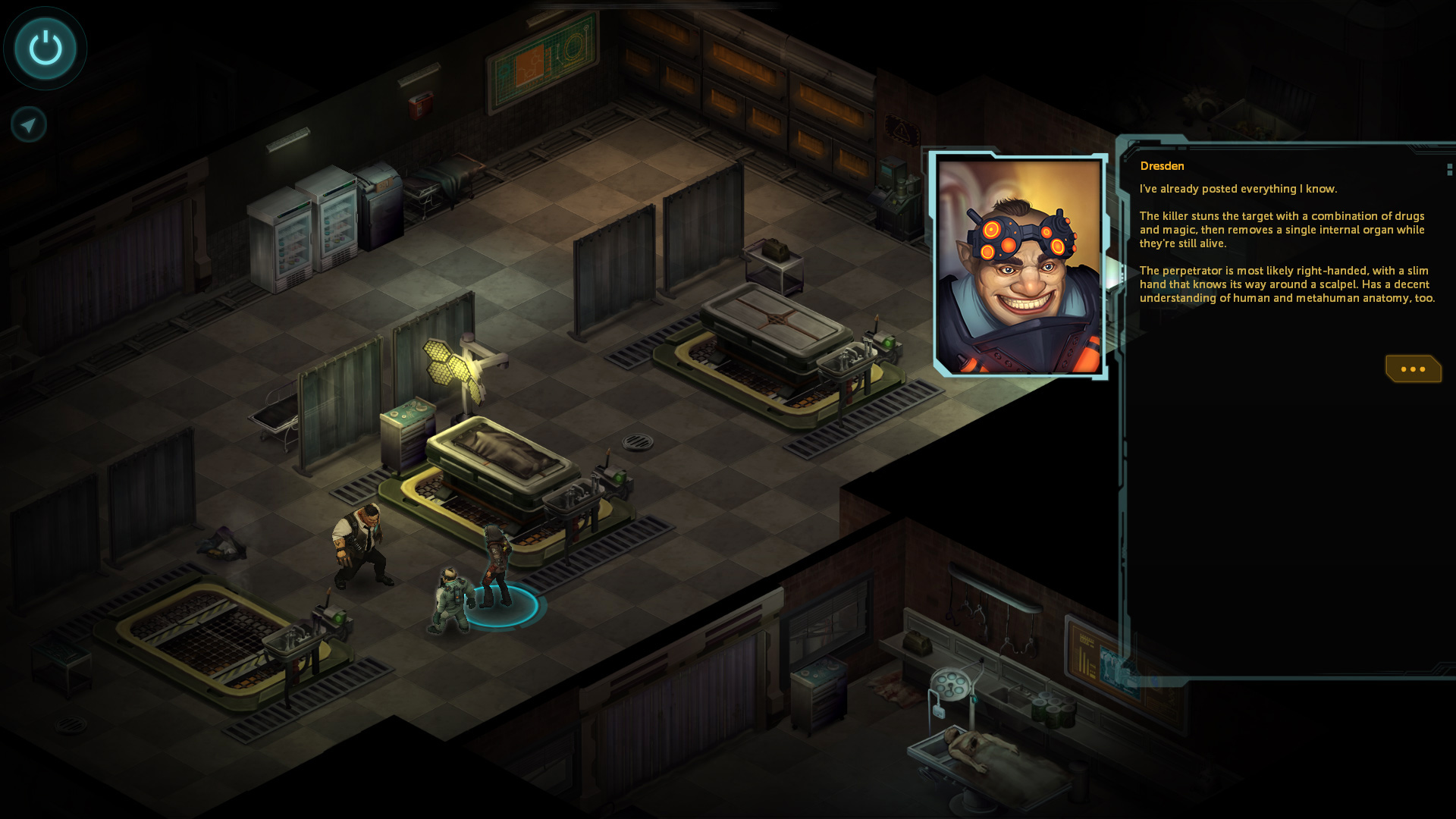 Shadowrun Returns ZwO Review 3