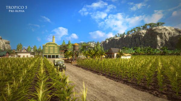 Tropico5 Plantage