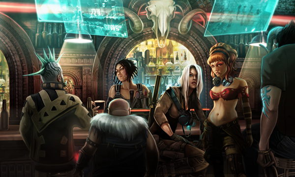 ZwO Shadowrun Returns Review 1
