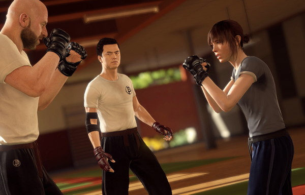 Kampftraining (Beyond: Two Souls)