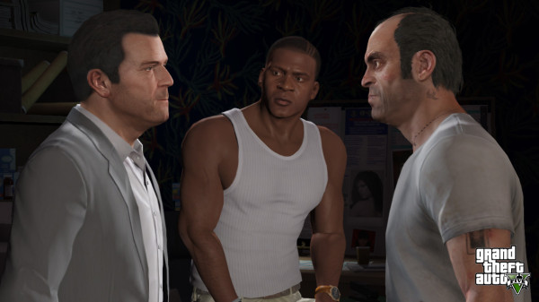GTA Protagonisten