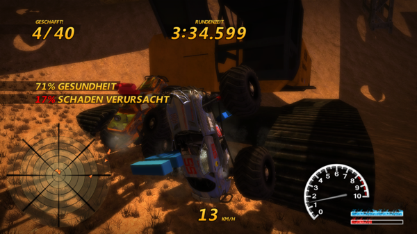 Flatout 3: Monstertrucks auf Abwegen