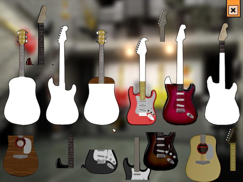 Gitarren zusammensetzen: Daran scheitert selbst Professor Layton