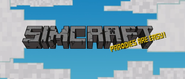 "Simpsons Minecraft: ""Simcraft"""