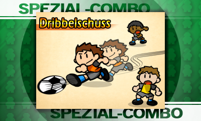 Nintendo Football Club Spezialkombo