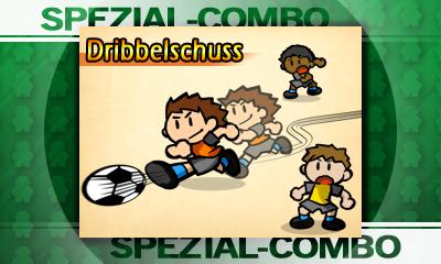 Nintendo Football Club Spezialkombo