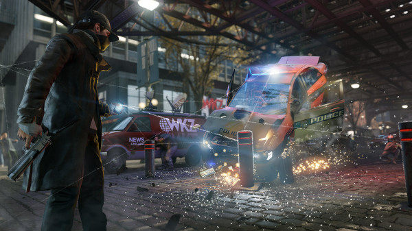»Watch_Dogs« Police-Takedown