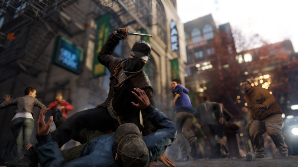 »Watch_Dogs« Vigilante