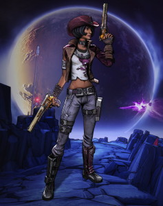 Sexy Sheriff Nisha (Borderlands: The Pre-Sequel)
