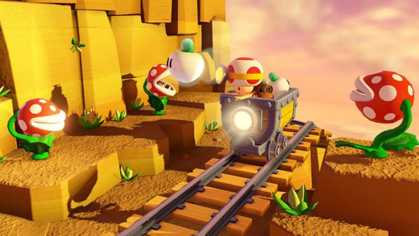 Captain Toad: Treasure Tracker - Toad in der Lore