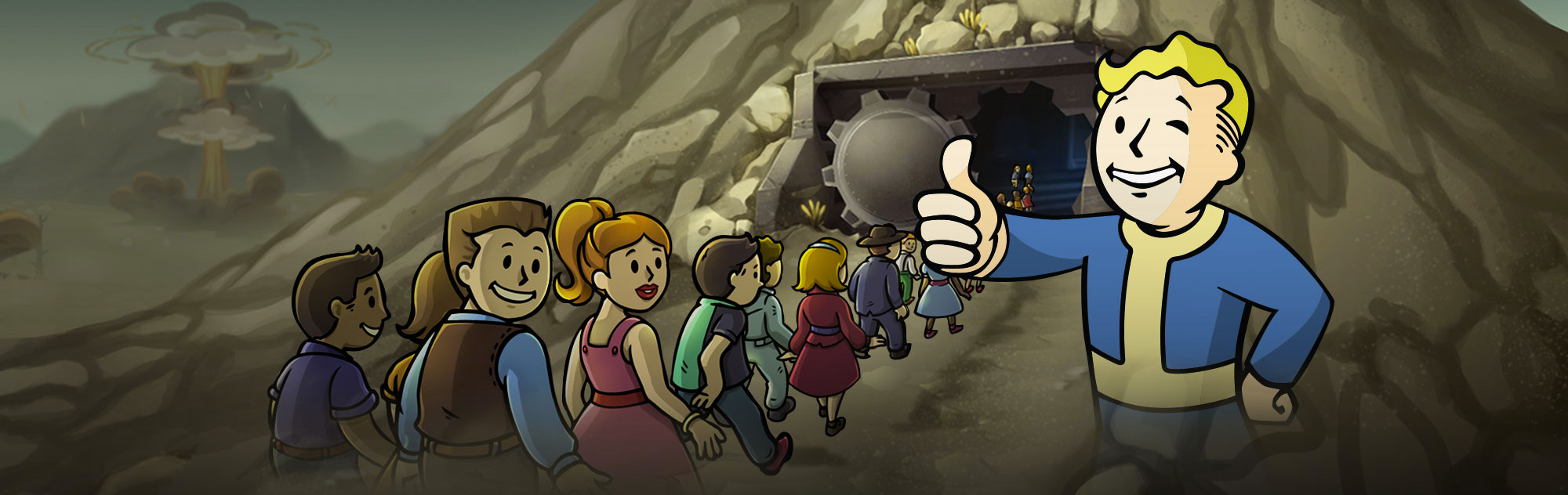 Fallout Shelter Header