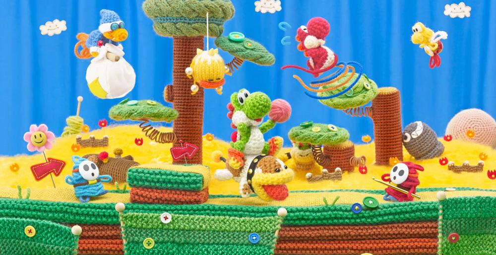 Yoshi's Wooly World WiiU