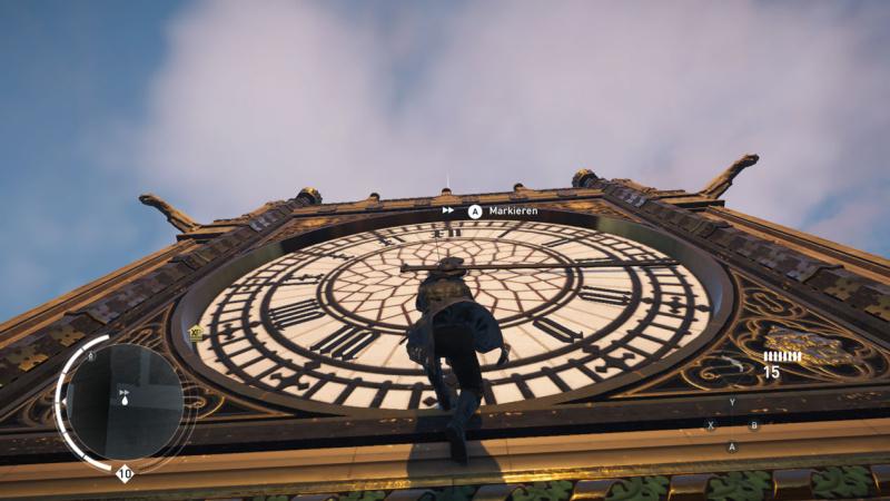 Assassin's Creed Syndicate: Enterhaken