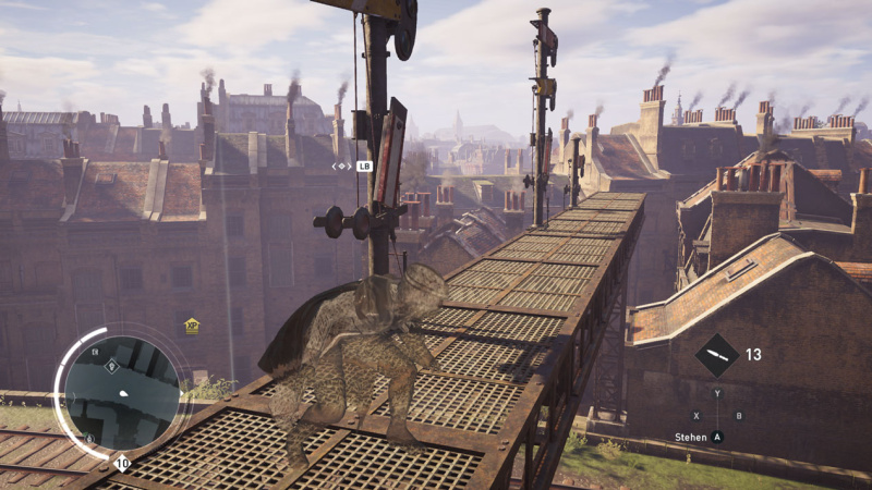 Assassin's Creed Syndicate: Evie Frye ist Invisible Woman