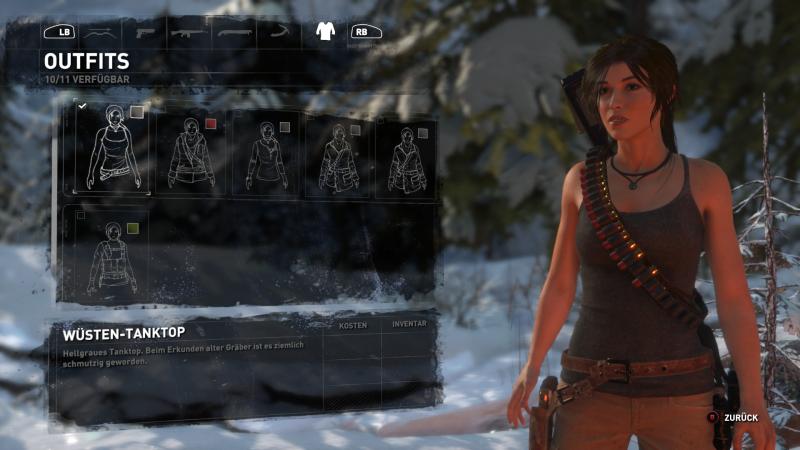 Ein Blick in Laras Kleiderschrank