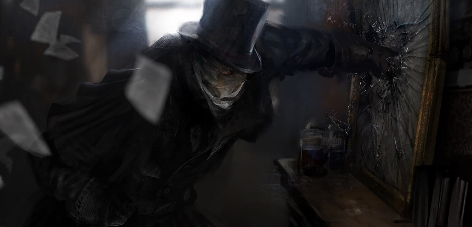 Screenshot Artwork Assassin's Creed Syndicate - Jack The Ripper-DLC