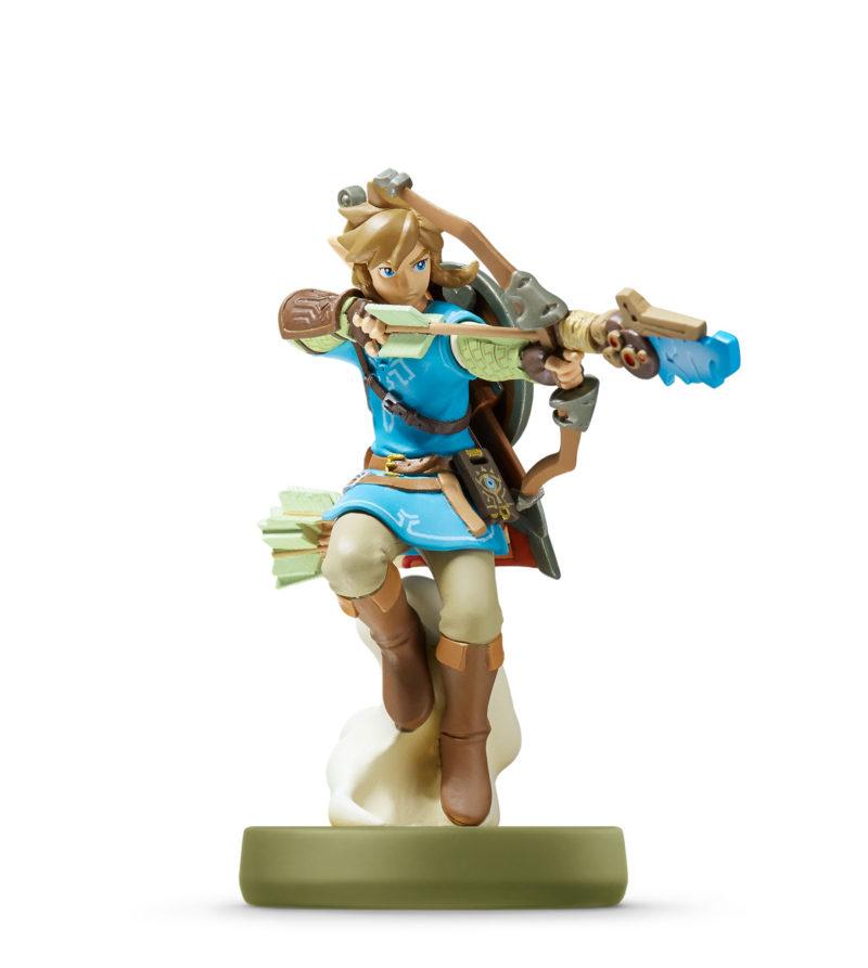 E3 Zelda Breath of the Wild Archer Link Amiibo