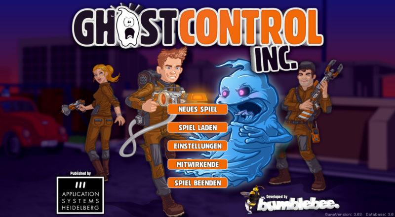 Ghost Control Inc 1