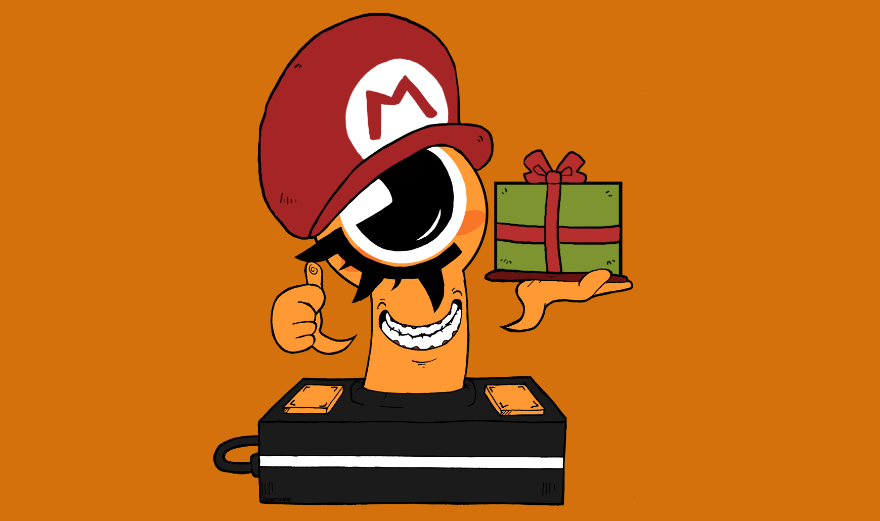 Zockwork Orange Geburtstagsgewinnspiel: Nintendo